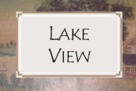 Lake View Room @ the Blue Heron Inn - Penzion (B&B)