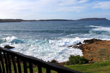Seafront in North of Menorca - Townhouse