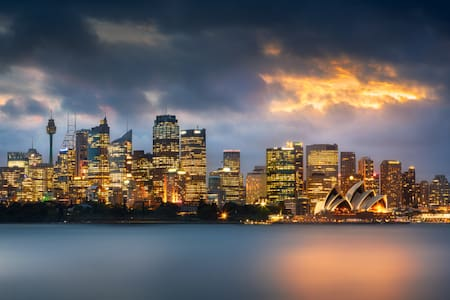 Great location for visiting Sydney - Leilighet