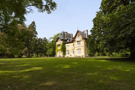 Le Manoir d'Elise - Beautiful Manor in Normandy - Gauciel