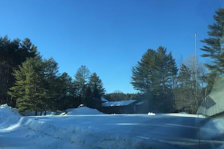 Newly Remodeled Vermont Ski Pad - Sorház