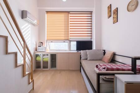 Duplex near Hongdae Free Egg / 5ppl - Appartamento