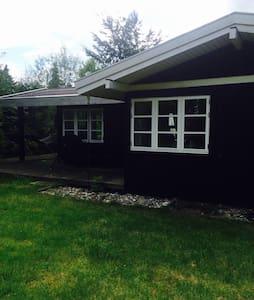 Summer cottage kikhavn - Kikhavn - Casa