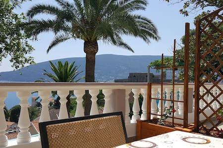 Amazing view double room - Haus