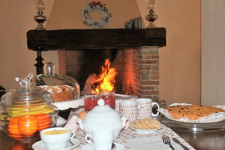 Podere Demetra - Amore e Psiche - Novi ligure - Bed & Breakfast
