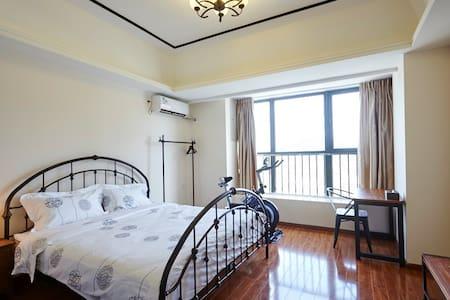 复古健身大床房 - Condominium