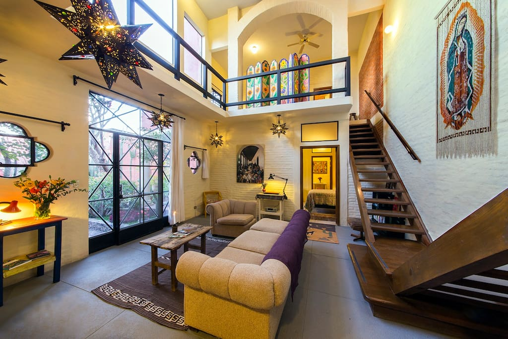 san miguel de allende chat rooms Esta es la altiplanicie de san miguel de allende translated by google  the two-story light-filled, spacious home is comfortable and features a fully-equipped kitchen the garden is.