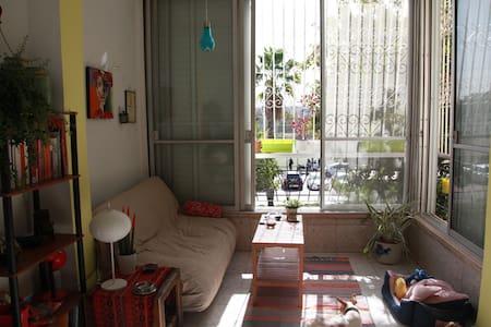 Spacious apartment in real Jaffa - Tel-Aviv-Yafō - Pis