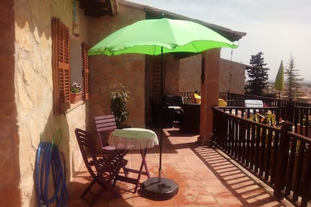 Double Room in a Country House - Lloseta - House