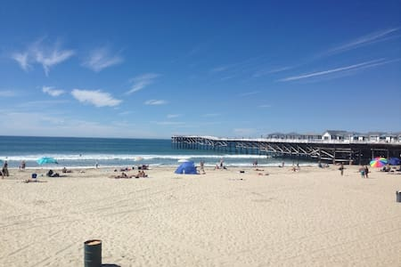 OCEANFRONT Pacific Beach HOME with Fast WIFI!! - San Diego - House