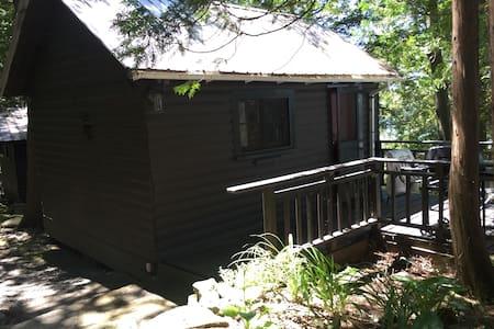Glenn Burney Lodge Cabin #1 - Kulübe