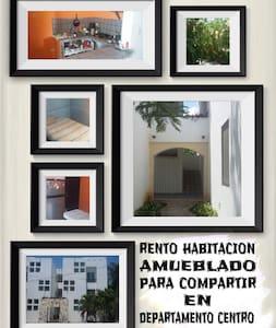 Céntrico cómodo , cerca de la playa - Playa del Carmen  - Apartment