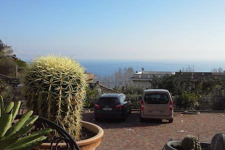 Beautiful place close to the sea! - Costarainera - Townhouse