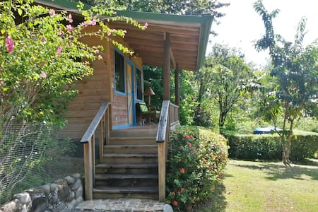 Carambola Guest House: GREAT PRICE! - Savegre - Cabin