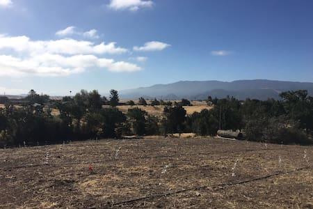 Wide Spaces Ranch - Santa Ynez - Casa