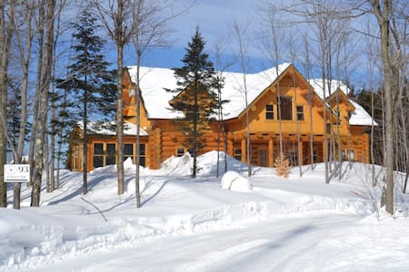 St- Sauveur/Morin Heights -  Log home luxury - Mille-Isles
