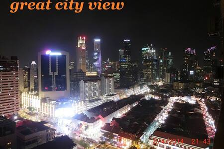 Chinatown: In the Heart of the City - Singapore - Apartment
