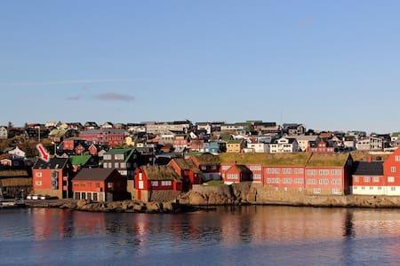 City centre location/harbour view - Tórshavn