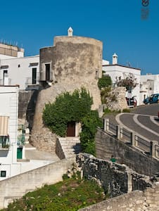 Camera Matrimoniale in Torre Storica - Vieste - Bed & Breakfast