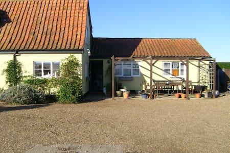 Brick Kiln Annexe - Campsea Ashe - Casa