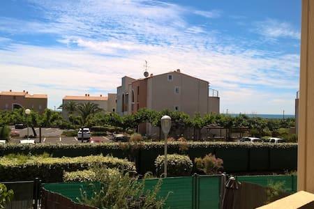 Appartement à 200m de la plage Richelieu Ouest - Agde - Lejlighedskompleks
