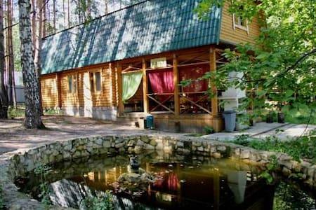 Гостевой дом с русской баней - Kazan - Maison