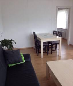 2 Zimmer Wohnung mit Balkon - Allenwinden - Apartment