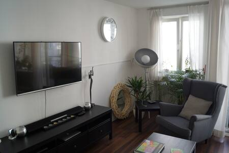 2-Rooms Apartment in Lehel right on Eng. Garden - München - Apartment