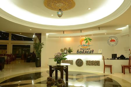 Discover Boracay Hotel and Spa - Pousada