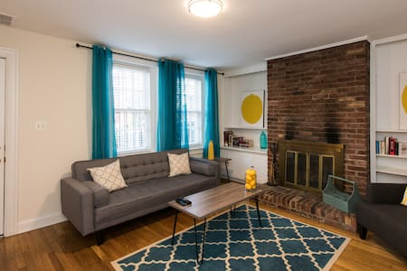 Renovated 1BR Heart of Capitol Hill - Washington - Apartment