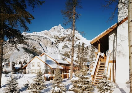 Banff resort 2 bdrm upto 6 Feb 7-12