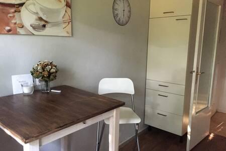 Charmamte 2 Zimmer Wohnung - Hamburg - Apartment