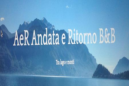 AeR Andata e Ritorno B&B Lake of Como - Aamiaismajoitus
