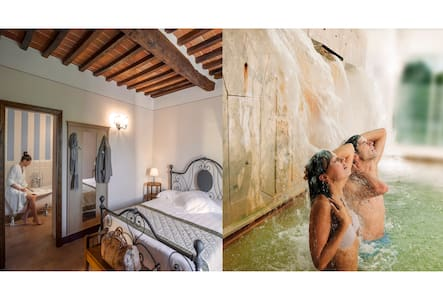Charming B&B with hot thermal spa - Bagno Vignoni - Bed & Breakfast