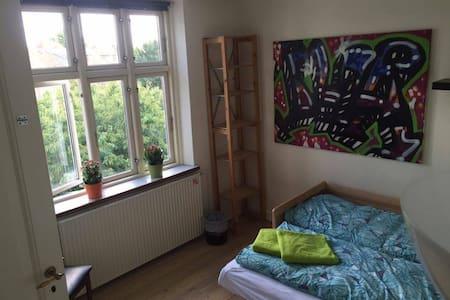 Lyst hyggeligt værelse, tæt på alt, Rum 2 - Odense - Apartment