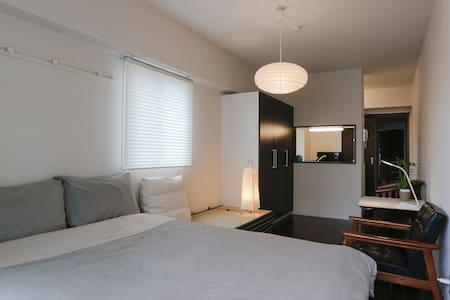 KYT ShijoKarasuma #1: APT 33sqm2bike&wifi - Apartment