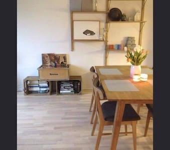 lejlighed i naturskønne omgivelser - Appartement