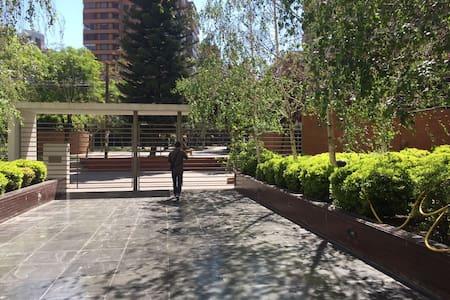 sector Manquehue - Las Condes