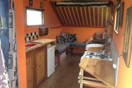 Cosy truck conversion in rural area - Ortegal - Outros