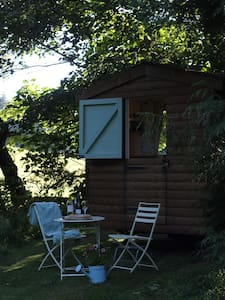 Gorgeous Glamping Hut - Hut