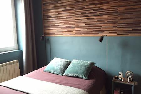 Chambre privée à la Croix Rousse - Lyon - Apartment