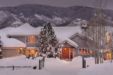 Rural Retreat with Private Pool - Iron Horse Ranch - Steamboat Springs