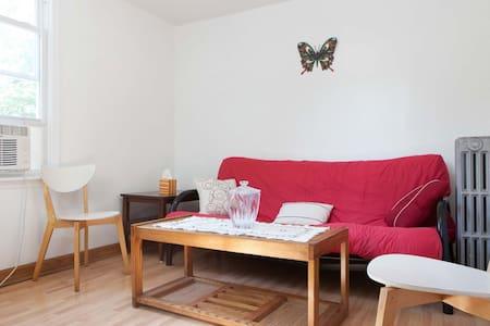 Private Rooms Near Manhattan in a Safe Neigborhood - Casa