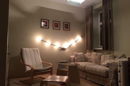 Laid-back cozy apartment near KTU - Kaunas