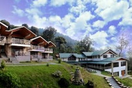The Chestnut Retreat - Eight Cottages - Pelling