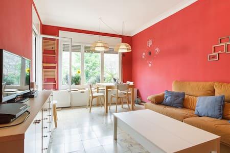Bonita habitación junto a Pl España - Apartamento