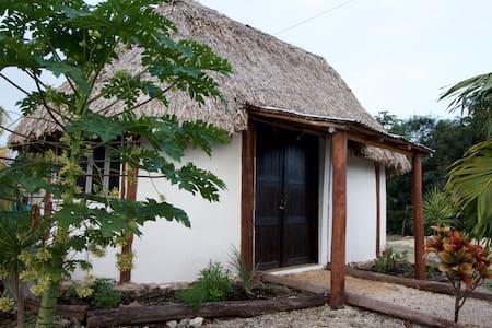 Mayan house in Mahahual - House