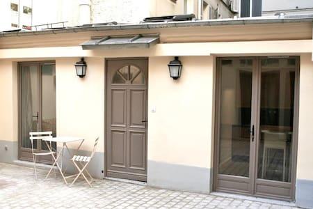 Loft  design comme une maison Pasteur/Montparnasse - Paris - Loft