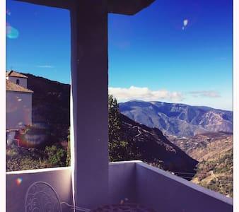 Charming Apartment with Stunning Views - Bubión