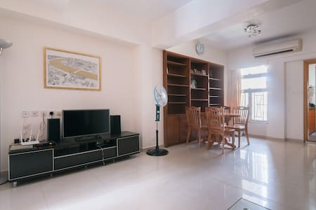 Double room in Sham Shui Po large apartment - Hong Kong